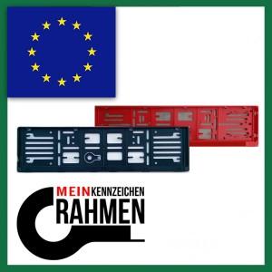 Kennzeichenhalter EU und die Schweiz