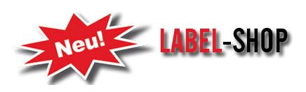 Neuer Label-Shop Österreich