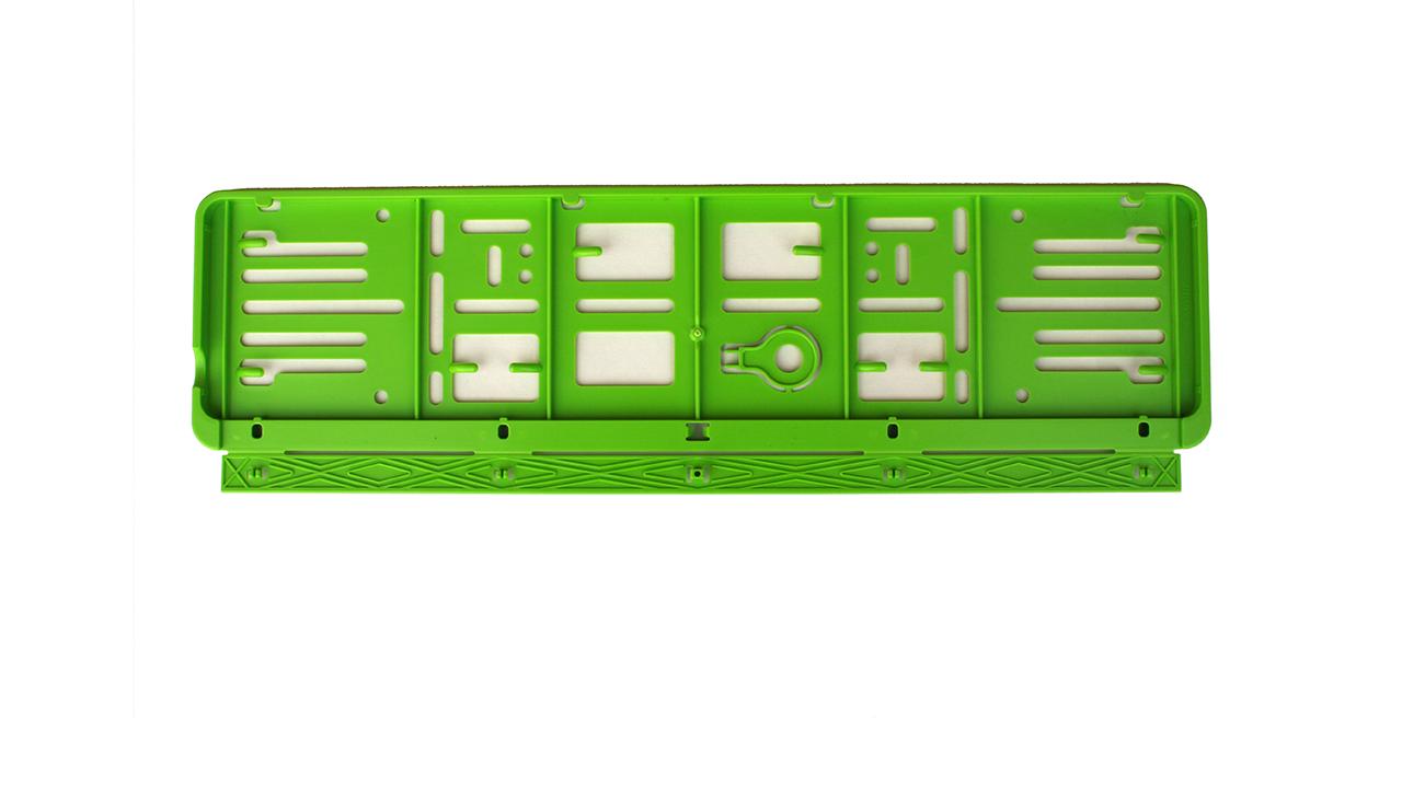 Wechselnummern Rahmen – Farbe – Schweiz – 500×110